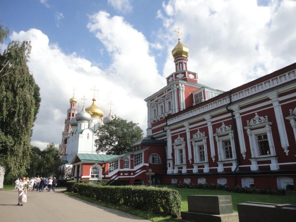 ノヴォデヴィチ修道院