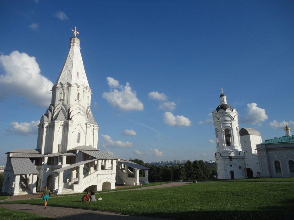 コローメンスコエの主の昇天教会