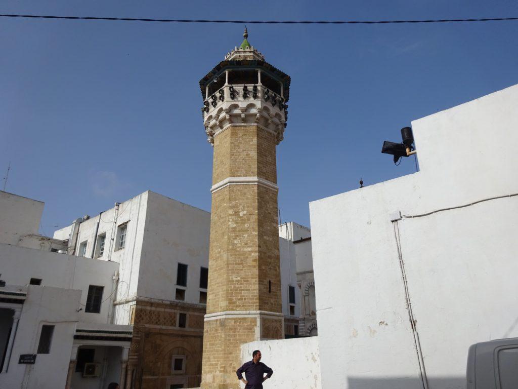 シディ ユセフ モスク