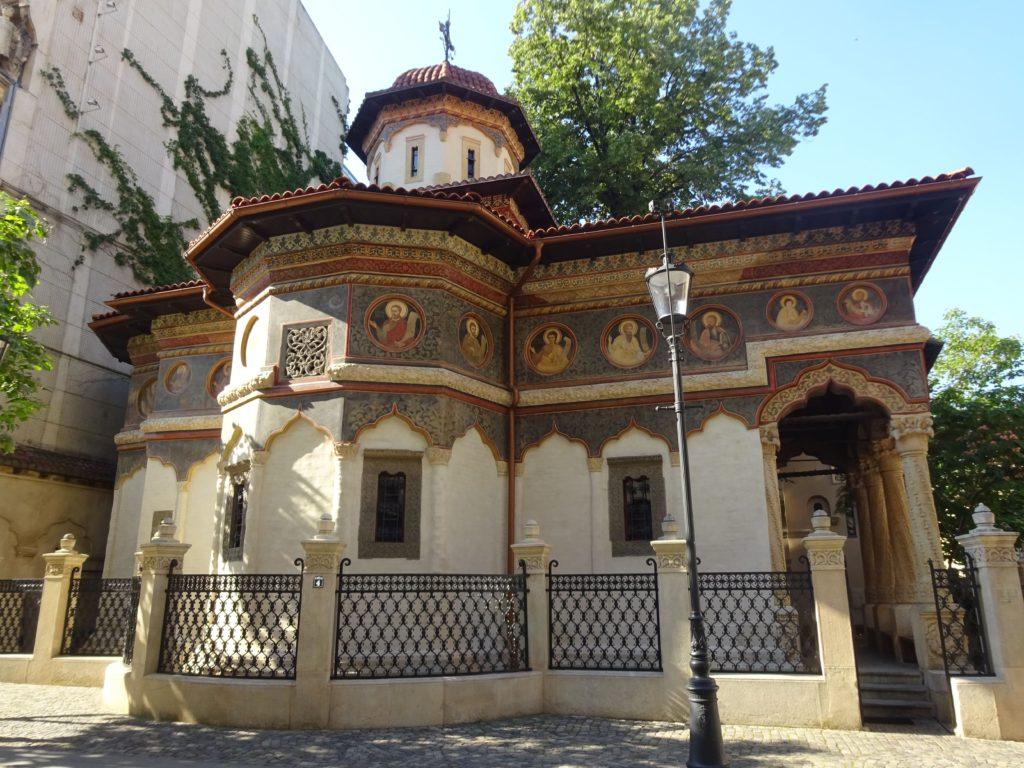 スタヴロポレオス教会