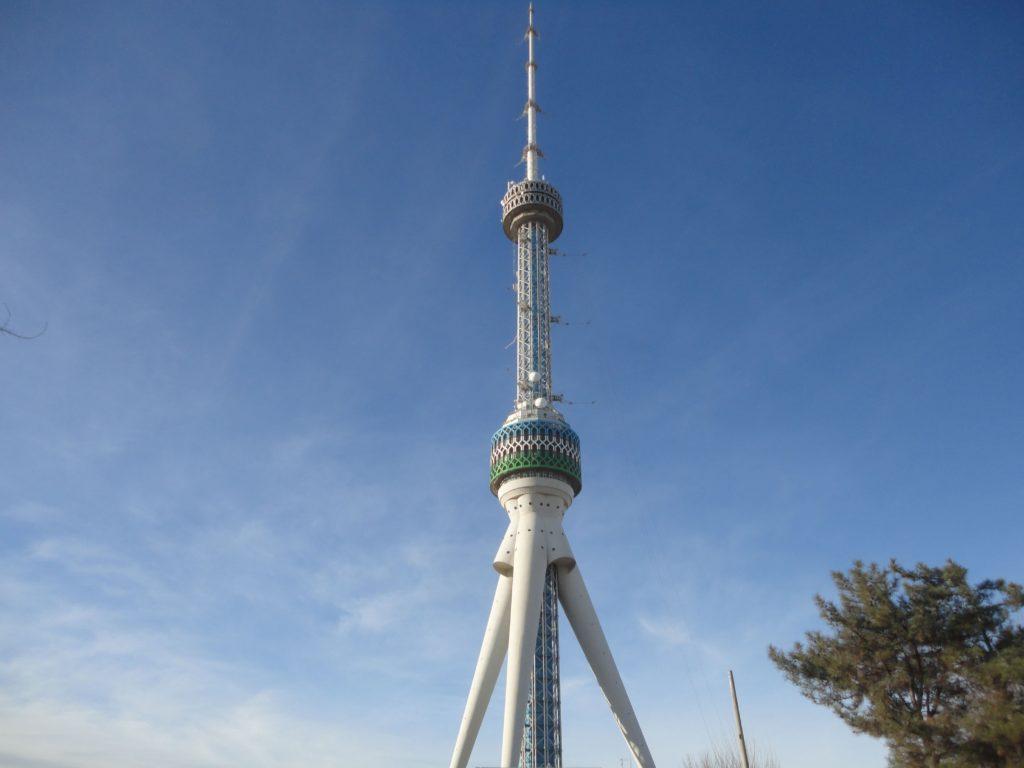 タシュケントタワー