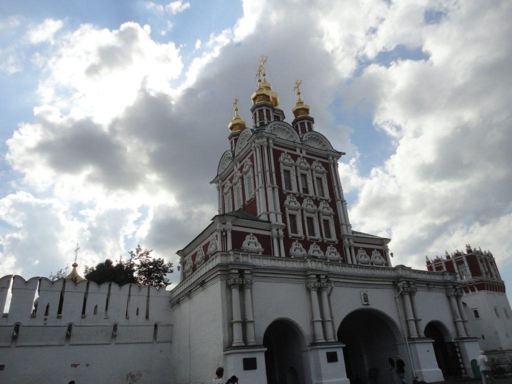ノヴォデヴィチ修道院 ポクロフスカヤ教会