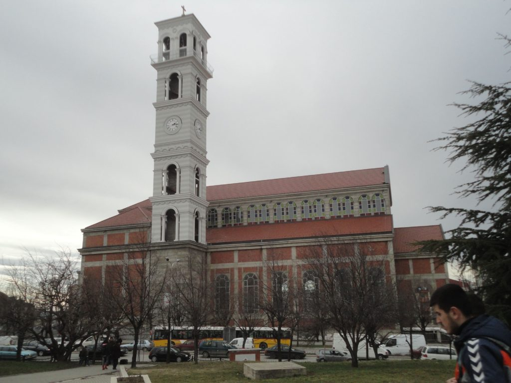 マザーテレサ大聖堂