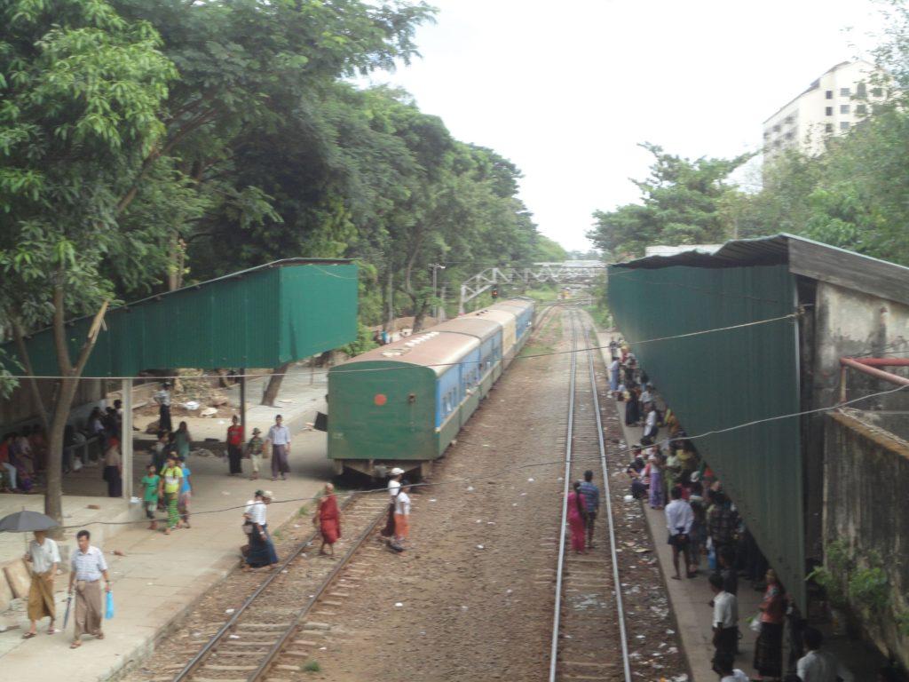ヤンゴン環状鉄道