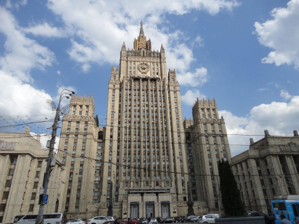 外務省 スターリン建築