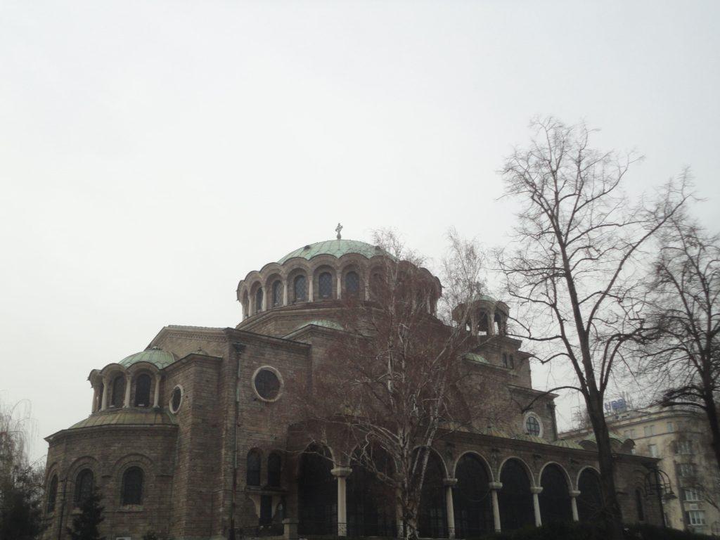 聖ネデリャ教会