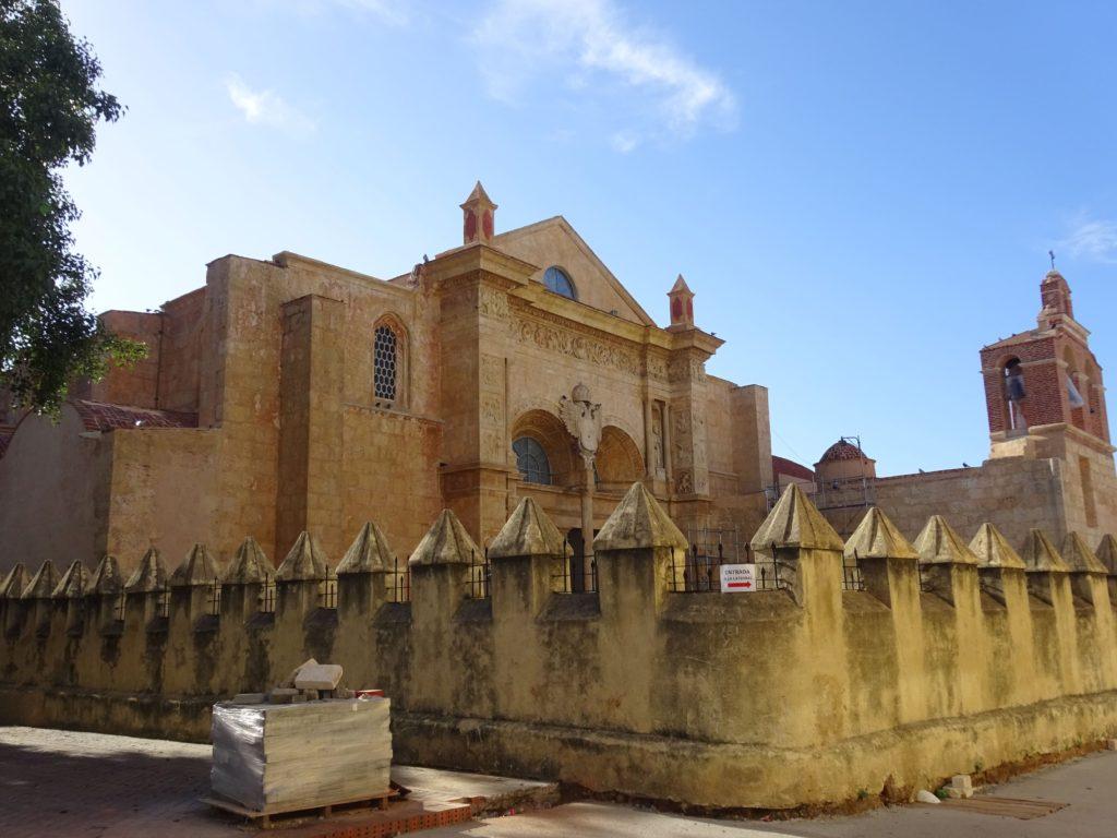 サンタ・マリア・ラ・メノール大聖堂