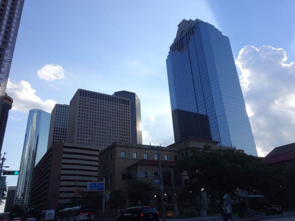 ヒューストン