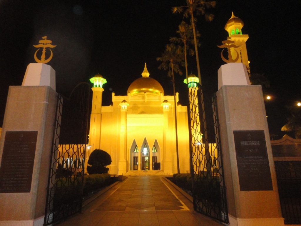 スルターン・オマール・アリ・サイフディーン・モスク