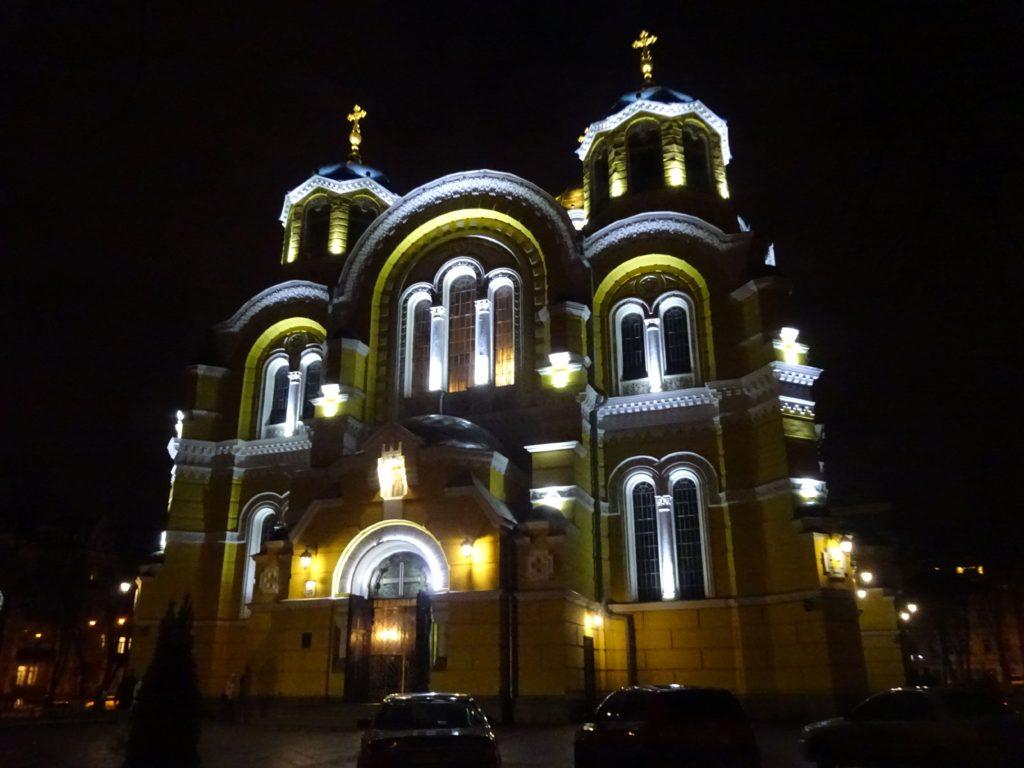 ウラジミール聖堂