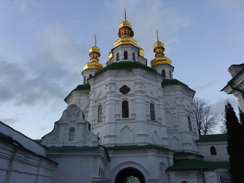 キエフ・ペチェールシク大修道院