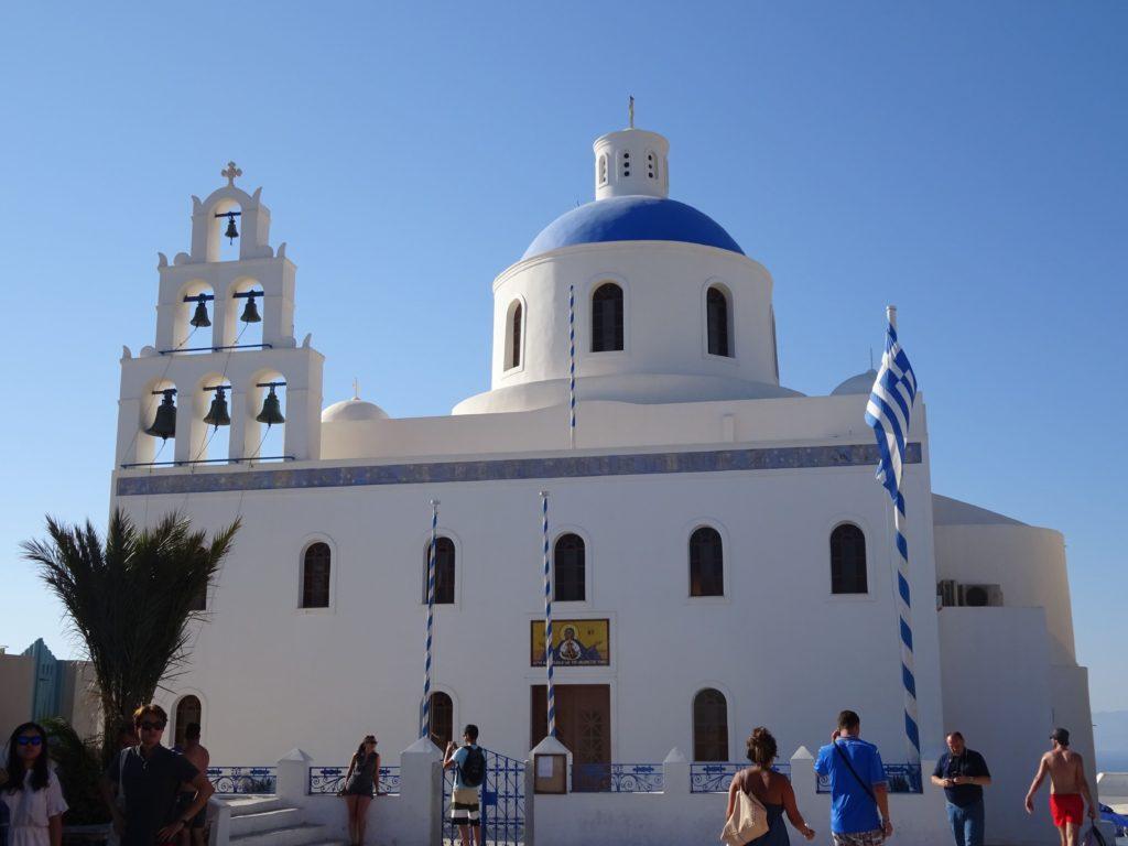 パナギア教会