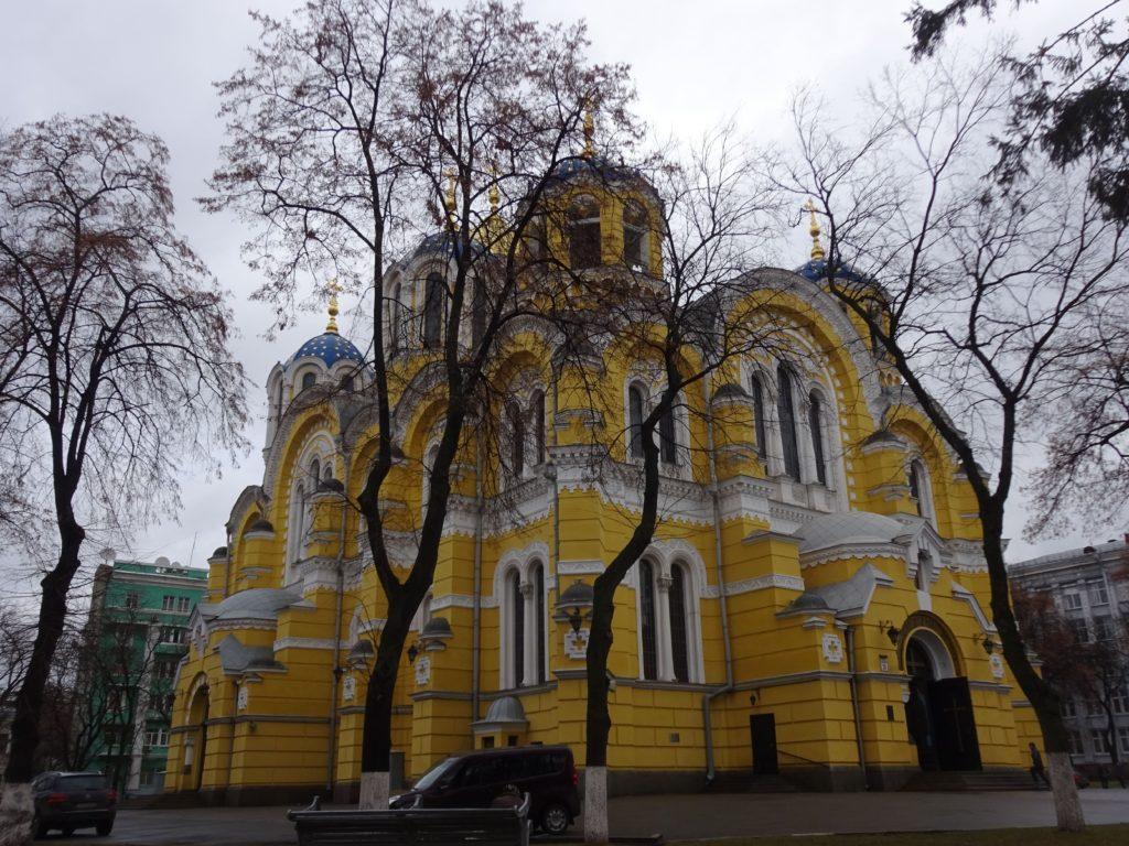 ウラジーミル聖堂