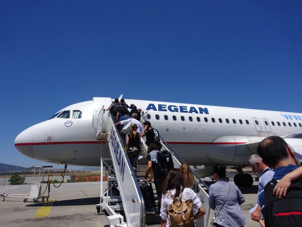 エーゲ航空