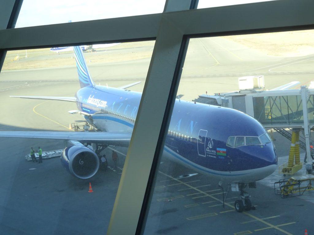 アゼルバイジャン航空
