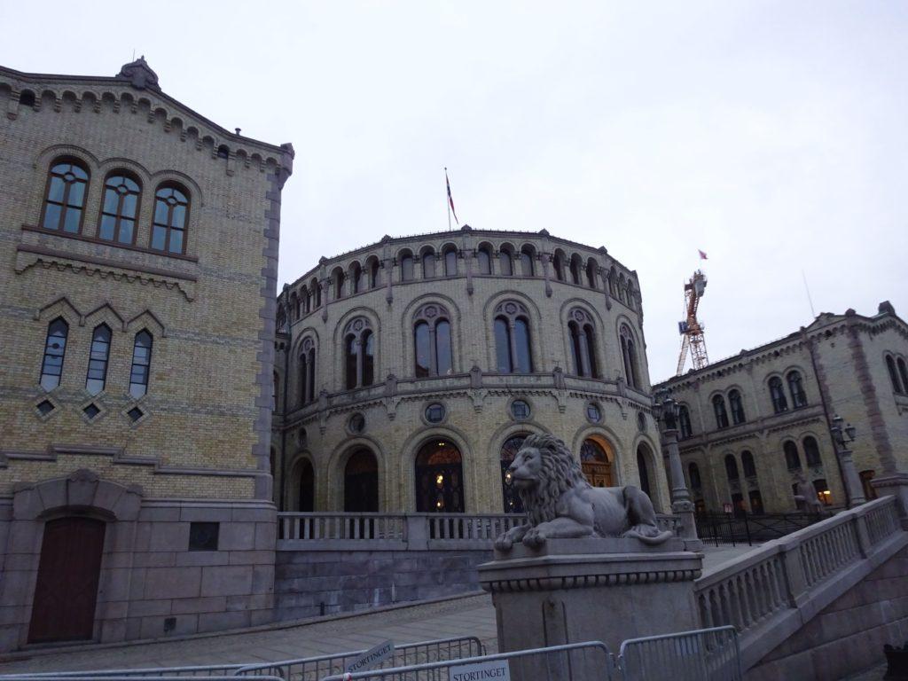 ノルウェー国会議事堂
