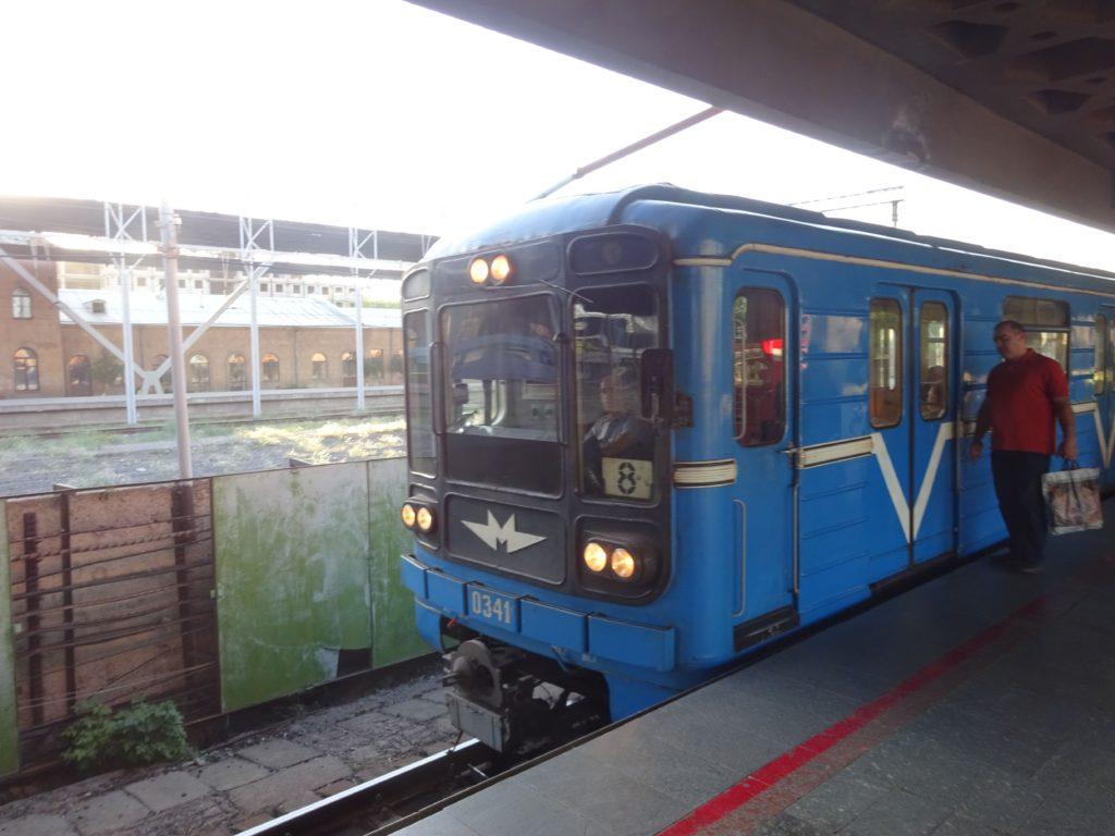 エレバン地下鉄