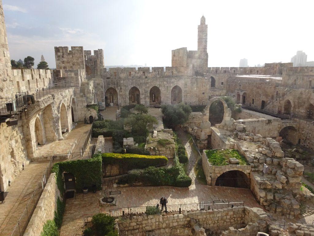 ダビデの塔博物館