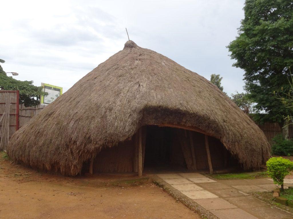 カスビ・トム Kasubi Tombs