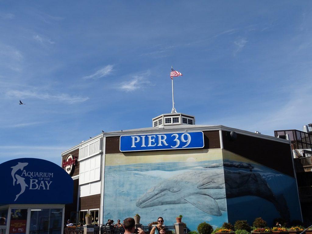 ピア39(PIER39)